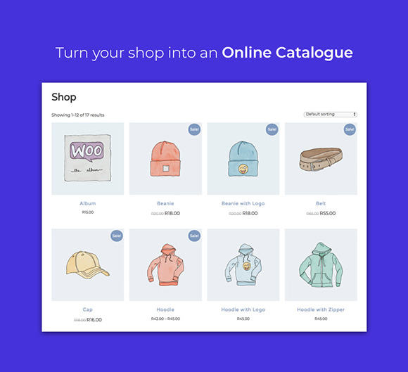 WooCustomizer - WooCommerce Catalogue Mode